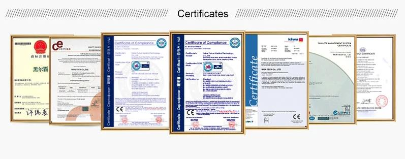 SHR IPL multifunction beauty machine-Certifications