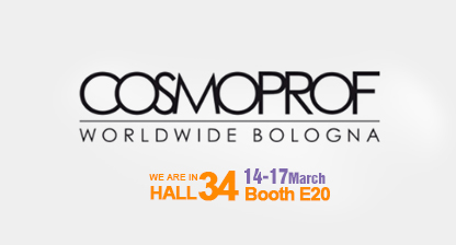 We'll see you there at Bologna Exhibition