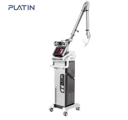 Fractional CO2 laser scar removal and vaginal tightening machine