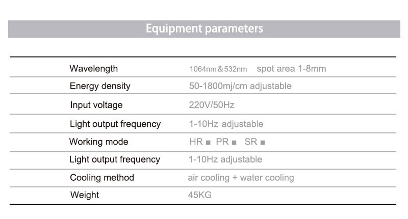 Q-Switch-laser-instrument_parameter