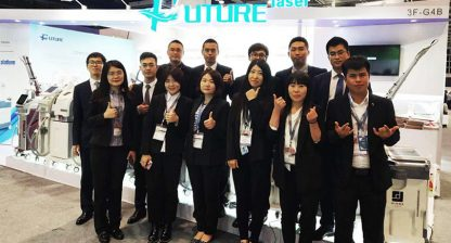 FTECH New Machine Gets Amazing Result At HongKong Cosmprof Exhibition