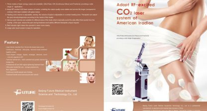 Fractional Co2 laser , the best scars removal machine make you regain confidence