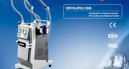 Cryolipolysis:slimming and shaping, Show your slim body