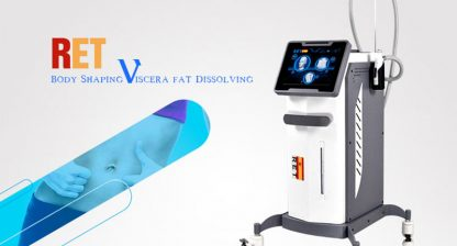 RET multi-dimensional RF instrument, let you Stay away from obesity