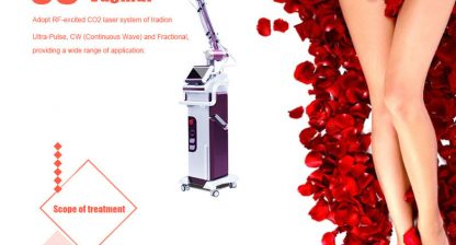 FRACTIONAL CO2 LASER MACHINE
