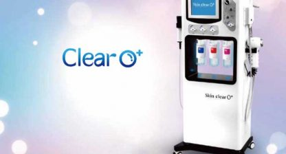 CIear Carbon and Oxygen Bubble Deep Cleaning Solves Skin Difficulties