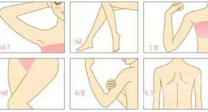 808 laser hair removal and whitening takes several times