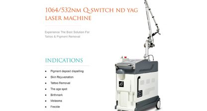 The advantages of ND YAG laser in removing pigment, operation steps and precautions